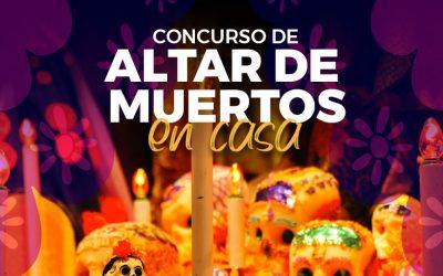 Concurso de Altar de Muertos en Casa